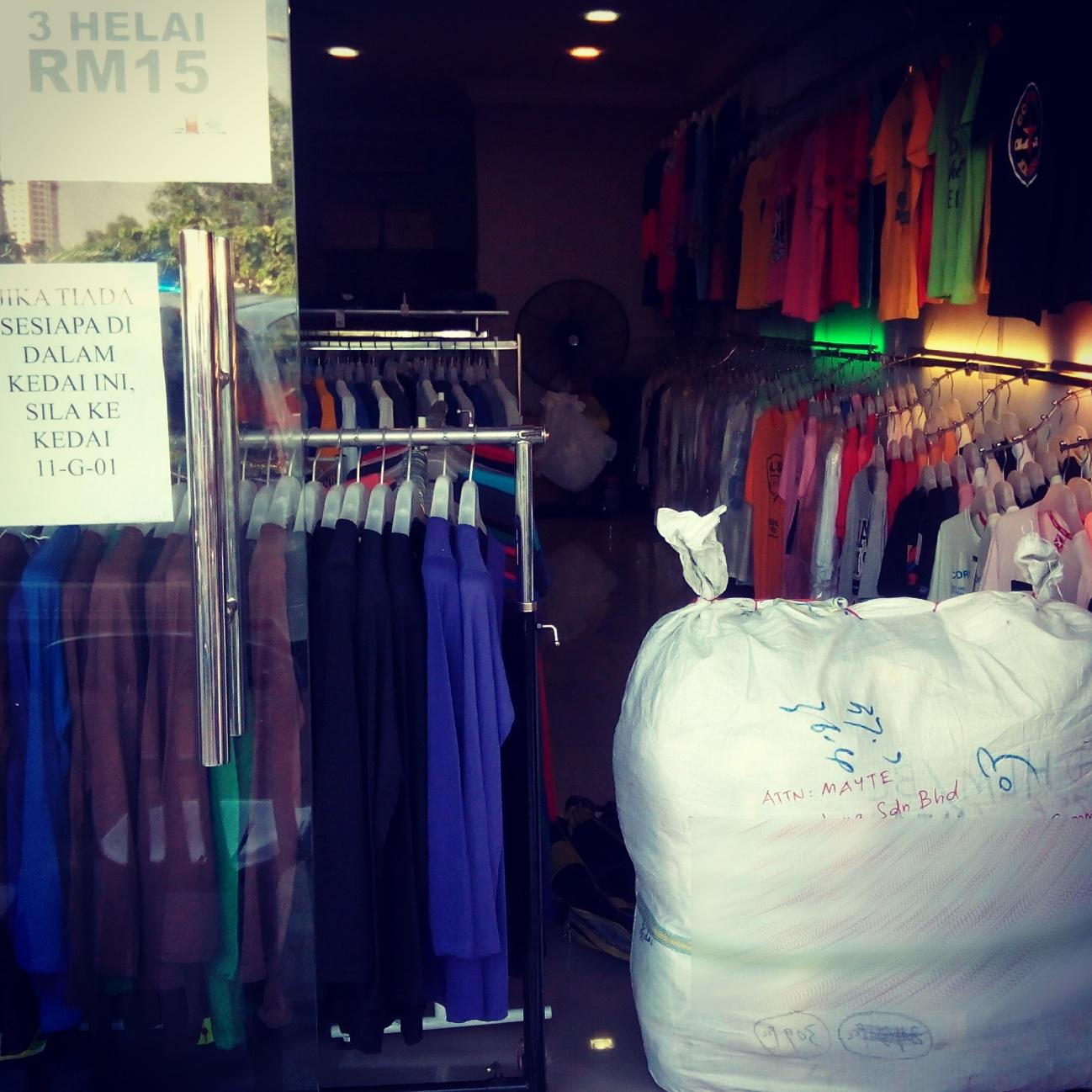 King Bundle Pemborong Baju Kanak Kanak Dari Rm2 90