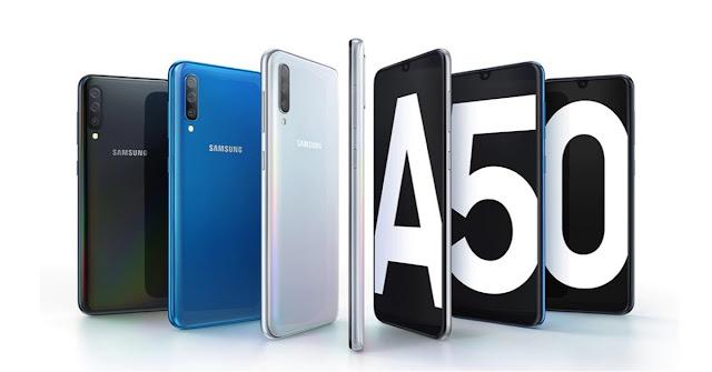 Samsung, Galaxy, A50