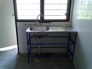 Sinki Dan Rak
