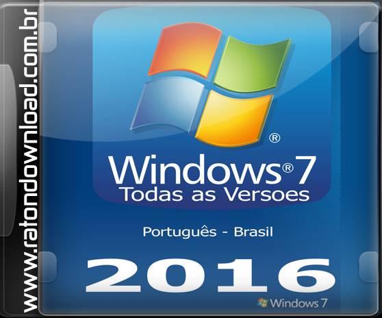 windows 7 sp1 pt-br todas as versoes ativador
