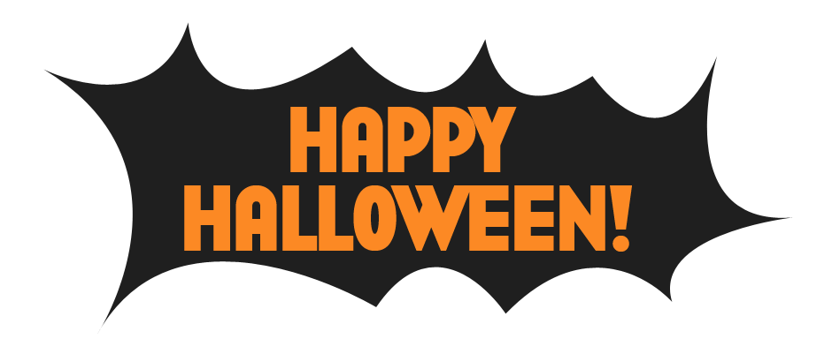 Happy halloween vector logo png images pdf free download ...
