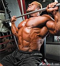 تمارين عضلات الكتف جاى كتلر