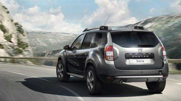 2017 Dacia Duster Performance