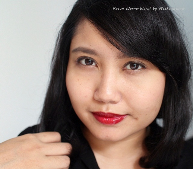 FOTD Revlon Colorstay 045 New York Scene