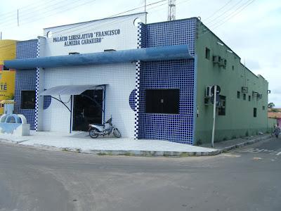 Resultado de imagem para Câmara de vereadores de Chapadinha