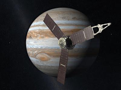 木星とジュノー