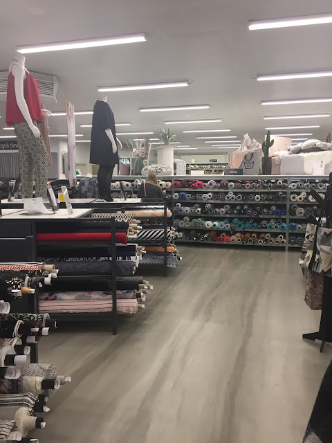 Diary of a Chain Stitcher: Stoff & Stil Store Visit