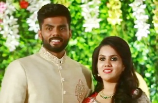 Clint Jose & Akhila Roy Engagement Highlights