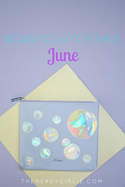 #CANTCLUTCHTHIS June: CHEERS