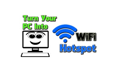 How to Create a Wifi hotspot in Your PC