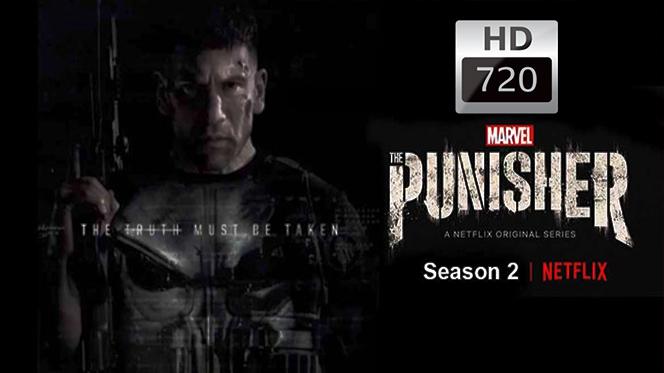The Punisher (2019) Temporada 2 Web-DL 720p Latino-Ingles