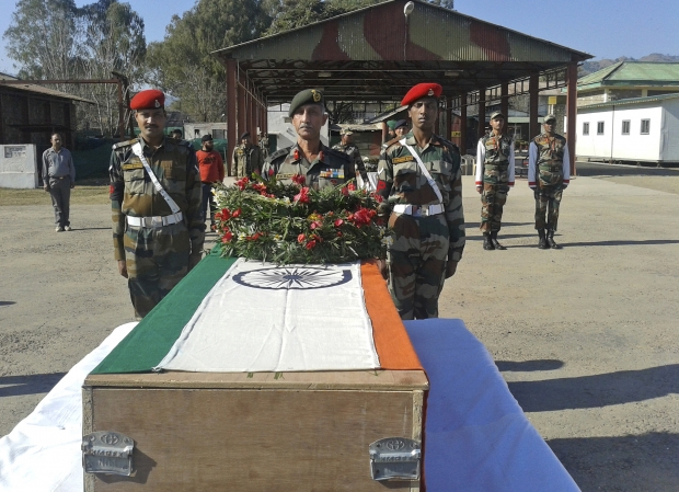 Pakistan Killed 5 Indian Soldiers in Poonch , India