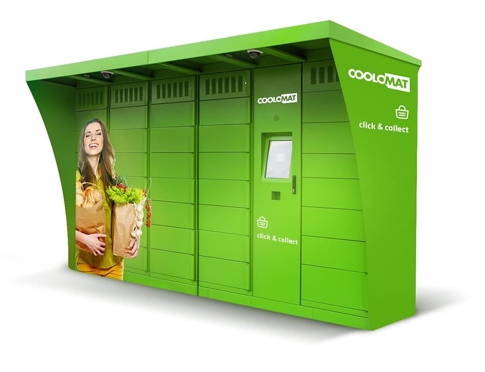 自己商品自己領!波蘭電商推出冰溫提貨站,大幅降低冷藏物流費