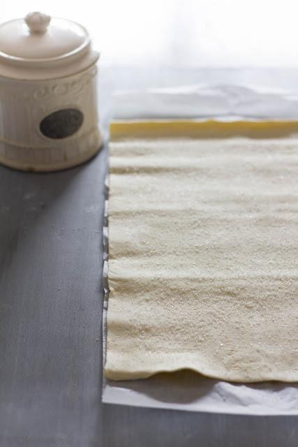 ventagli di pasta sfoglia tutorial