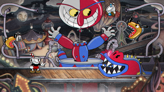 Cuphead Party