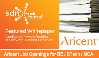 Aricent Walkin Drive for Network Engineer: 11 Openings On 10th December 2016