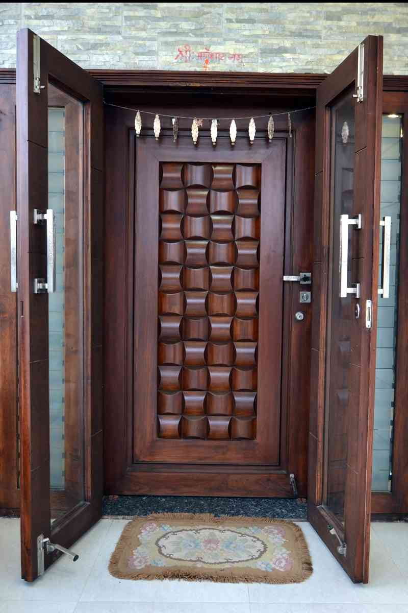 40 Best Wooden Door Designs Collection Design World