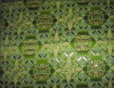 Batik Aceh Motif Bungong Jeumpa