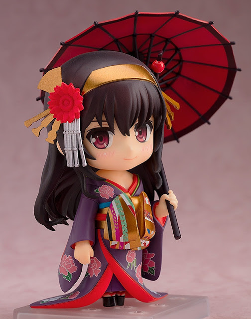 "Nendoroid Utaha Kasumigaoka Kimono Ver. de ""Saekano"" - Good Smile Company"