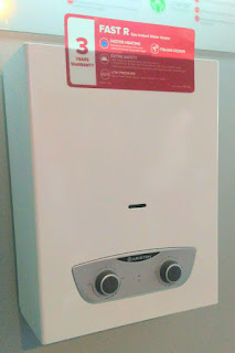 rekomendasi water heater Ariston