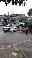 GCM de São Bernardo persegue  marginal em veículo roubado, troca tiros e detém o meliante com o apoio da GCM de Diadema