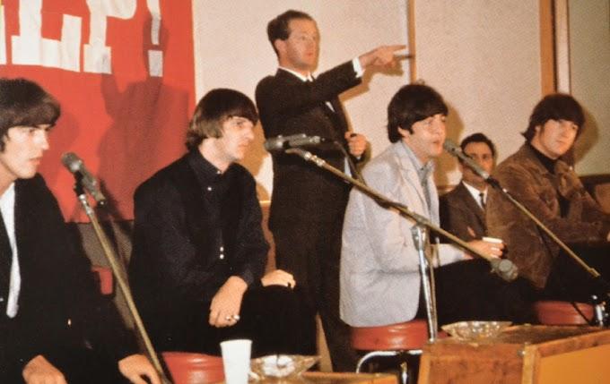 ビートルズの広報担当トニー・バーロウ死去