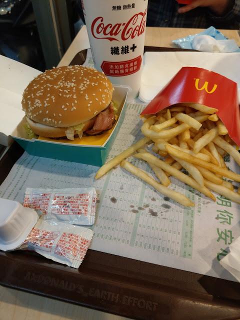 【麥當勞】培根大麥克