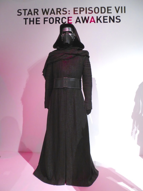 Kylo Ren costume Star Wars Force Awakens