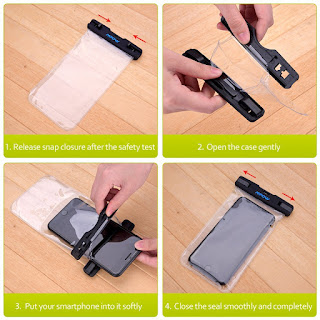 Phone Pouch Dry Bag