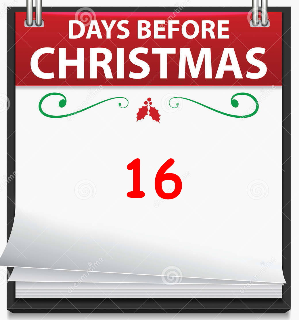 Keep On Truckin\' Apparel: 16 Shopping Days till Christmas- have your ...