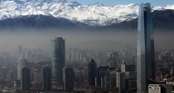 Inverno em Santiago