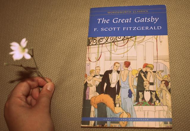 The great gatsby af F. Scott Fitzgerald