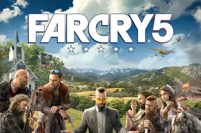 FarCry 5 hace acto de presencia en el E3 2017