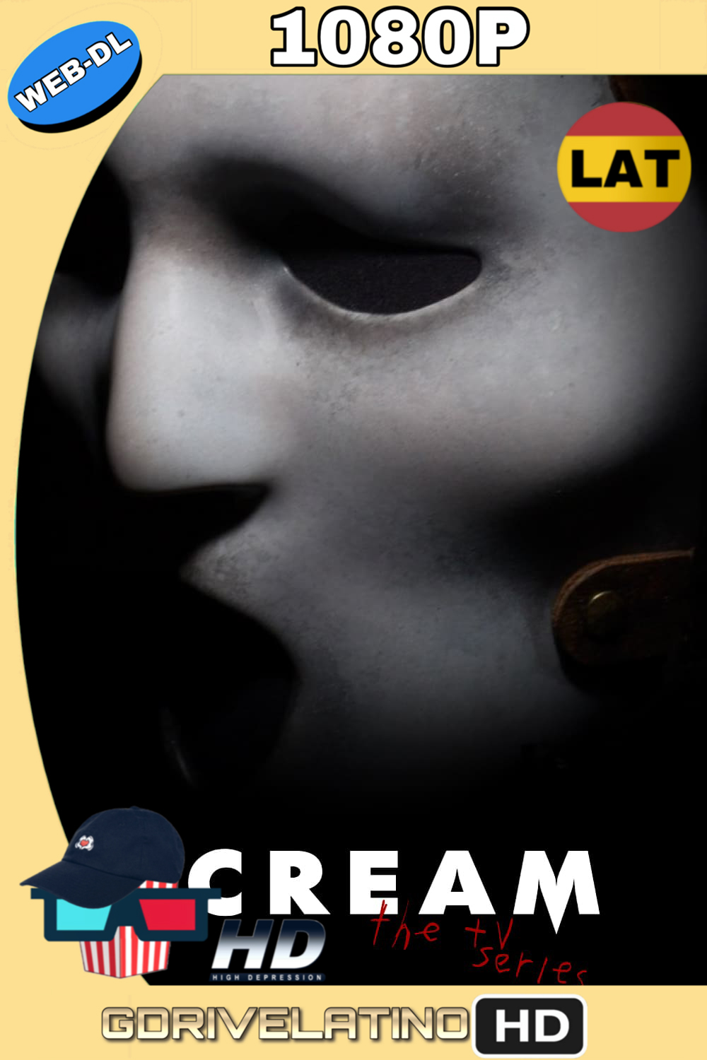 Scream (2015) Temporada 1 WEB-DL 1080p (Latino-Inglés) MKV
