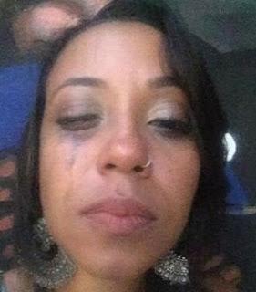 Isso é um absurdo! Cantora agredida por taxista no Rio Vermelho