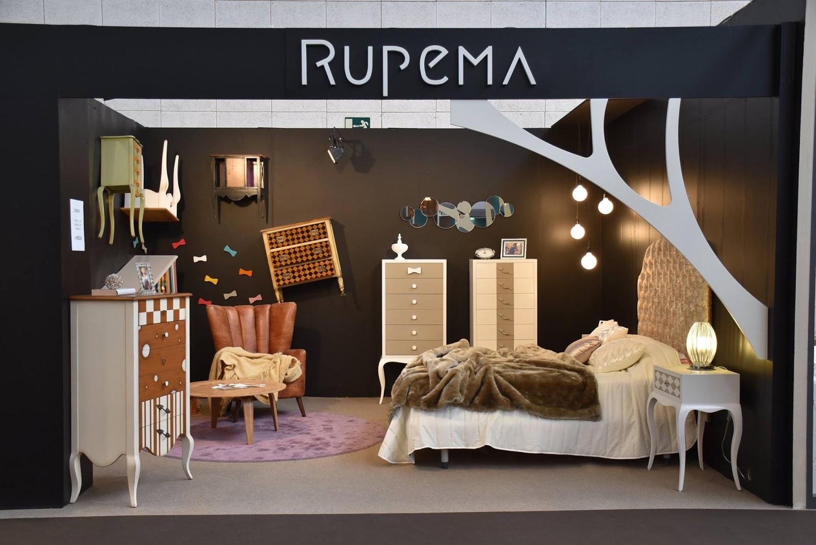 Icono Interiorismo: Muebles Rupema, Icono Interiorismo en la Feria ...