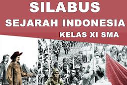 Silabus Sejarah Indonesia Kelas 11 Sma Kurikulum 2013 Revisi 2017