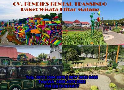 Paket Wisata Blitar Malang