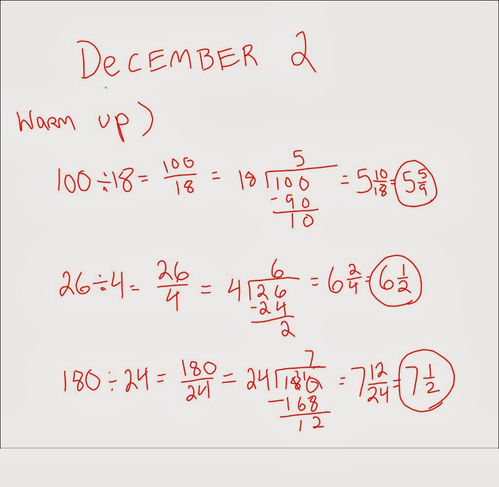 Help With Ratios Homework