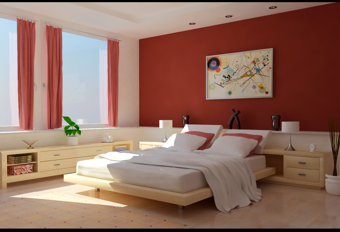 Look At Some Of The Best Bedroom Interior Designs Visualized By Some