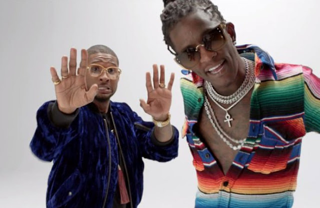 Video: Usher - No Limit ( Con Young Thug)