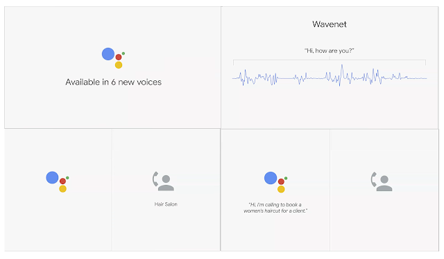 Google Assistant - Google I/O 2018 Main Highlight
