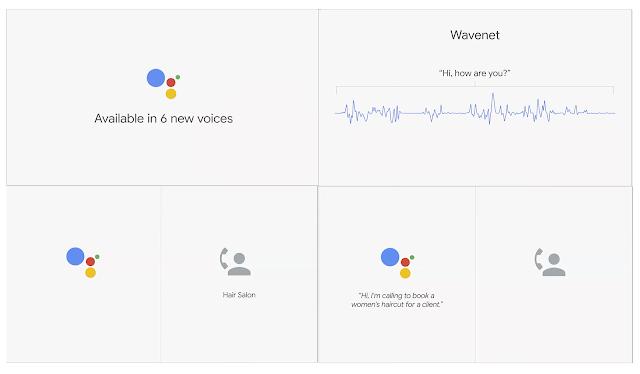 Google Assistant - Google I/O 2018 Main Highlight