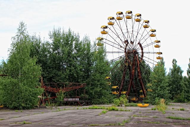Chernobyl, Ukraine - RictasBlog