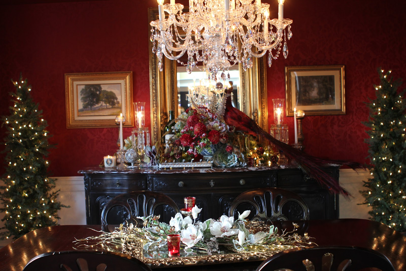 Romancing the Home Christmas  Sometimes It Just Takes