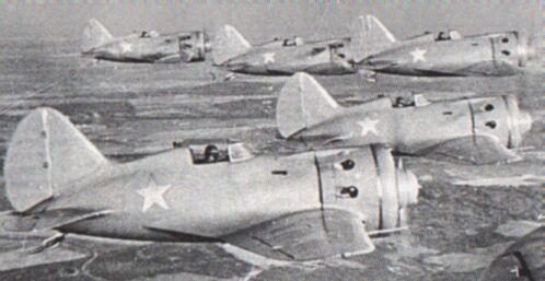 Polikarpov I-16 Type 24 aircraft  16 May 1941 worldwartwo.filminspector.com