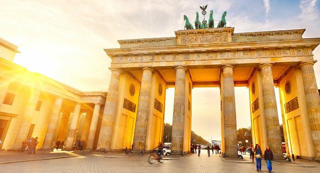 Como é o clima e a temperatura em Berlim