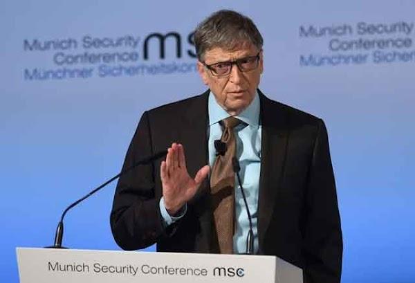 """La  """"profecía"""" de Bill Gates muy cercana y posible"""