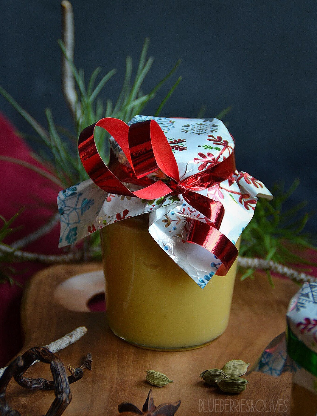GOURMET CHRISTMAS GIFT: APPLE BUTTER (RECIPE + DIY)