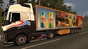 Ursus Cooler trailer mod